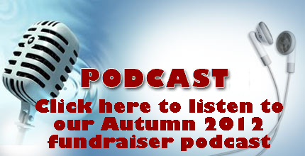Autumn fundraising podcast